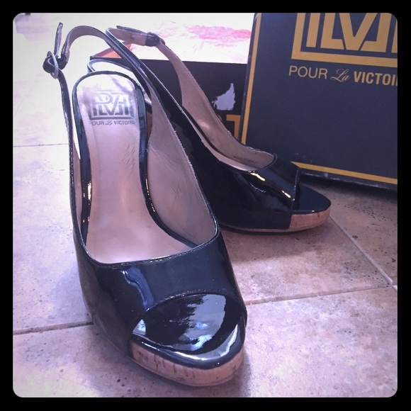 Cork Bottom Dress Shoes