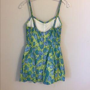 Vintage Swim - Vintage 60's Tulip romper Swimsuit
