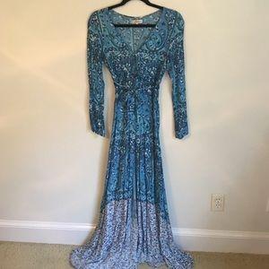 Arnhem Dresses & Skirts - Arnhem Bohemian Gypsy Jaipur Sugar Maxi Dress S
