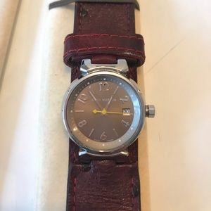 AUTHENTIC Louis Vuitton watch
