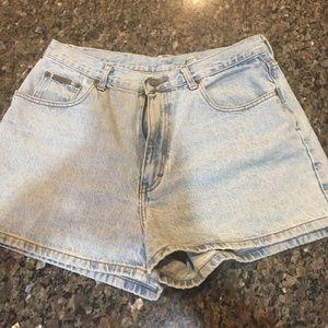Calvin Klein Jeans Pants - Calvin Klein shorts vintage!