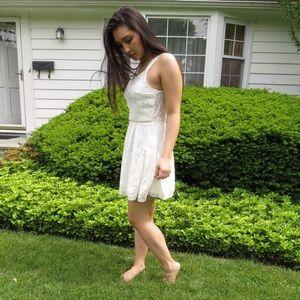 Topshop Women's Lace Dress / size 6