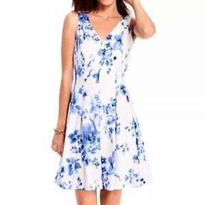 Lauren Ralph Lauren floral dress size 8 - new