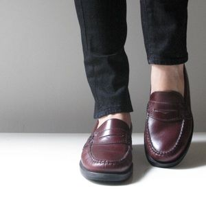 Bass Shoes - Vintage Bass Katherine Weejuns Loafers
