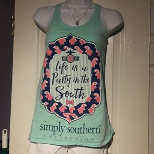 Simply Southern Tops - Simply Southern tank top