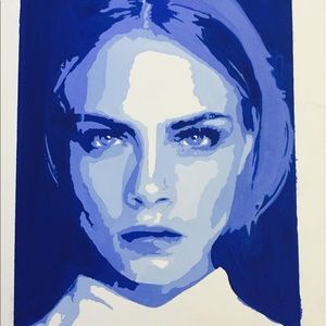 Other - Cara blues Painting