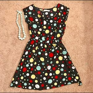 ModCloth Dresses & Skirts - ModCloth Polka dot dress