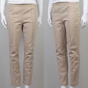 The Row Pants - The Row Natural Pants