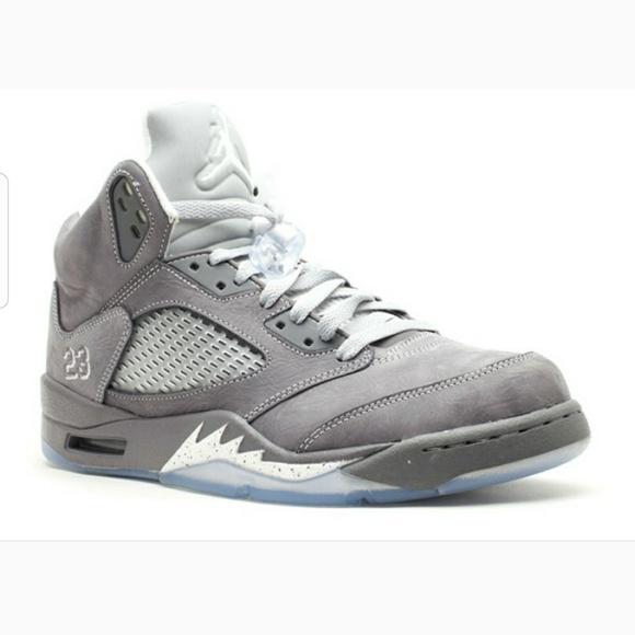 Nike Shoes | Jordan Wolf Grey 5s