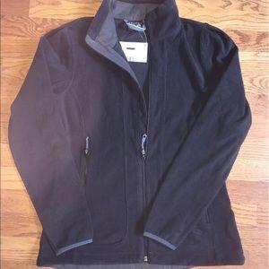Mountain Hard Wear Jackets & Blazers - Mountain hard wear fleece zip up jacket gray Med