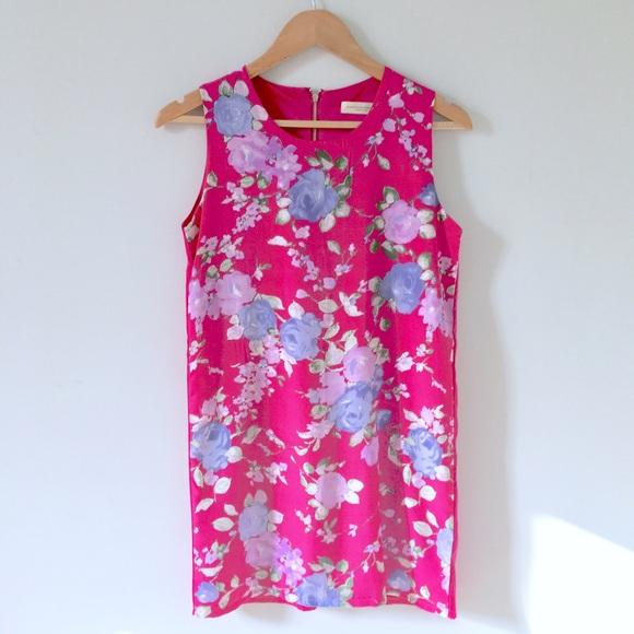 Anthropologie Dresses - Floral Shift Dress