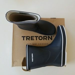 Tretorn Shoes - NWT Really Cute & Comfy Rubber Boots