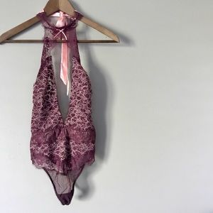 Victoria's Secret Lace Teddy