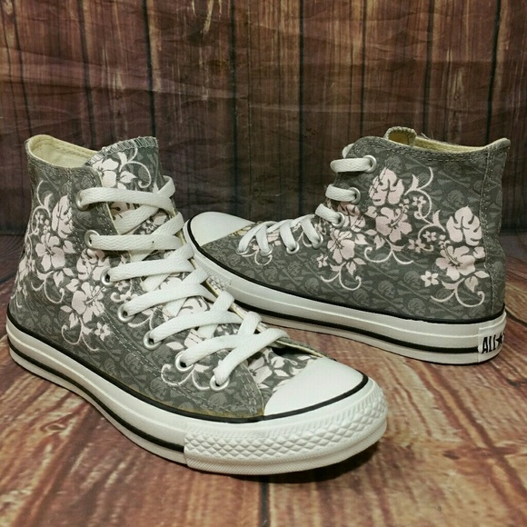 5aac477a59e7 Converse Shoes - CONVERSE CT All Star High Too Hawaii Skull sz 7.5