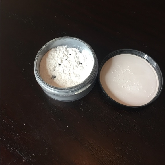 mac prep and prime transparent finishing powder how to open