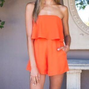 Lulu's Pants - White Fox Boutique Florida Romper