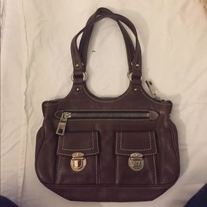 Marc Jacobs leather shoulder bag