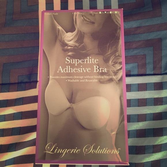 aea3116010415 Lingerie Solutions Other - Superlite adhesive bra