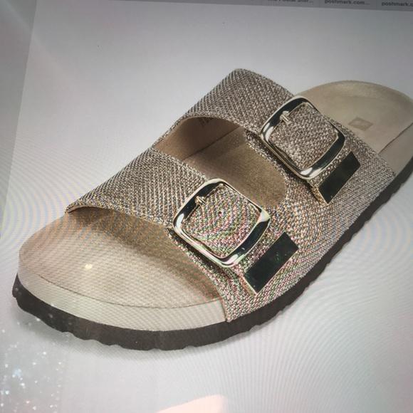 20 Off White Mountain Shoes White Mountain Gold Glitter