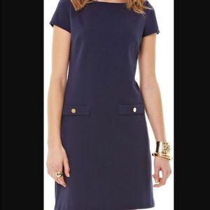 Lilly Pulitzer Layton Shift dress (navy)