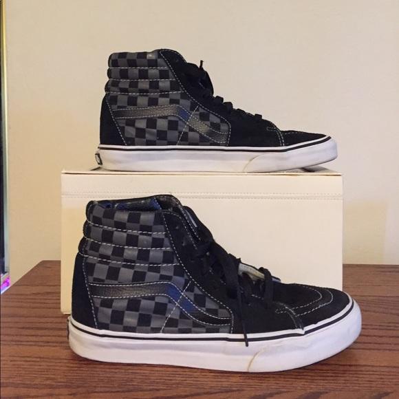 J Crew Mens Shoes Vans