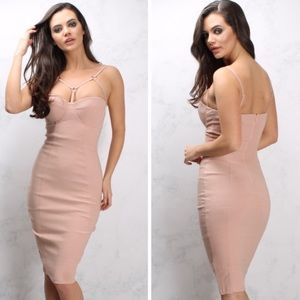 ASOS Dresses & Skirts - NWT Rare London Sexy Cupped Dress