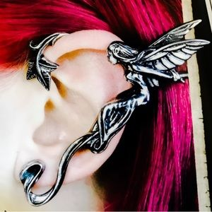 Alchemy Jewelry - Whispering Fairy Ear Wrap