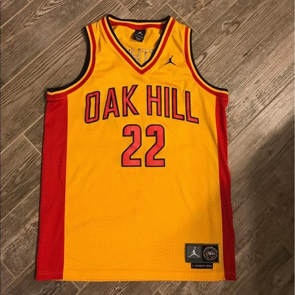 0082ce1069e Air Jordan Other - Vintage Carmelo Anthony Oak Hill Jersey