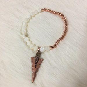 Jewelry - Handmade Arrow Bracelet