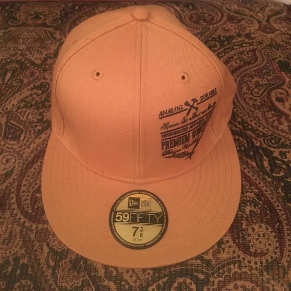 Analog Snowboarding New Era Fitted Hat- New b56ab39dbaa