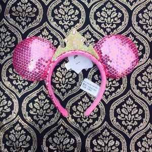 Aurora Minnie Mouse Ears