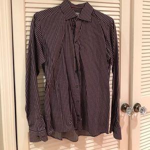 Eton Other - Eton Purple Slim fitted shirt