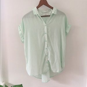 Nordstrom Tops - BLL New York Button Down Blouse