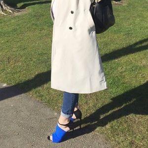 Balenciaga Shoes - Balenciaga two tone pumps