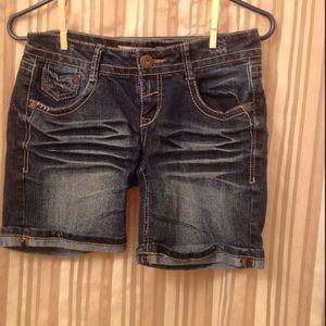 Wildflower Pants - Wildflower Jean Shorts