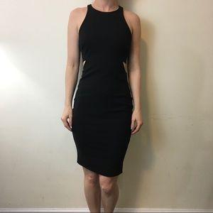 Elizabeth and James Dresses & Skirts - NWT Elizabeth and James Black Lela Cut Out Dress
