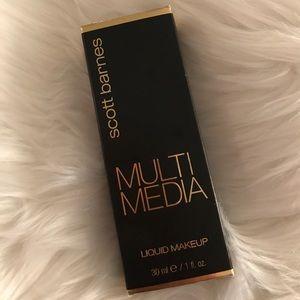 New Scott Barnes MultiMedia Liquid Makeup