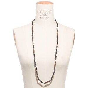 Beaded Madewell necklace
