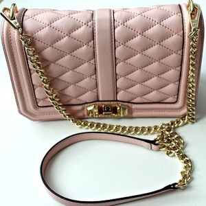 Rebecca Minkoff Handbags - ℛℰℬℰℂℂᎯ  ℳℐℕᏦᎾℱℱ   Love Crossbody Bag