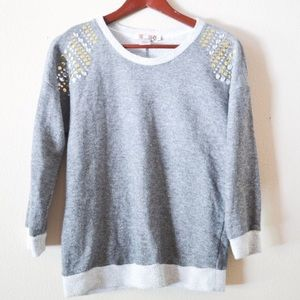 Katie K Sweaters - KATIE K women's Studded sweater