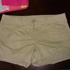 Maurices Cotton shorts