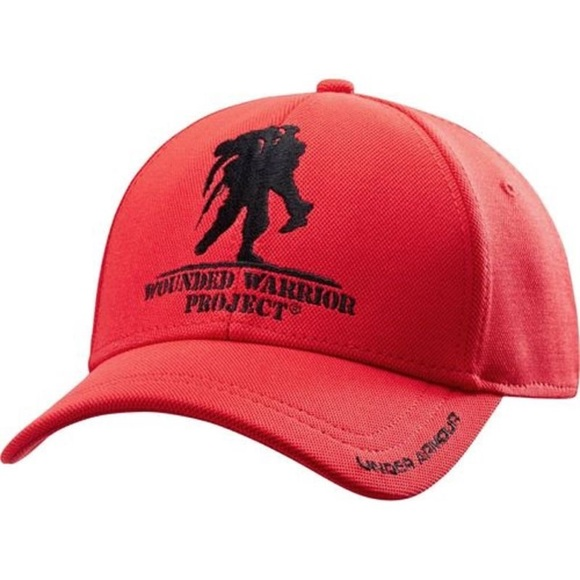 Under Armour Men s Wounded Warrior WWP UA Cap Hat b8772cce176