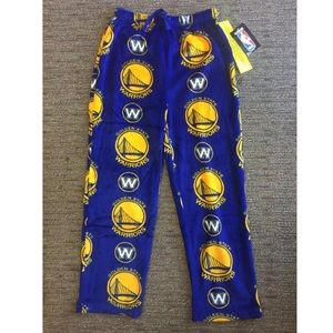 Golden State Warriors Steph Curry Pajama Bottoms