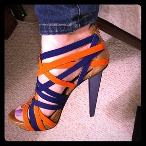 United Nude Shoes - One of a kind, united nude, strappy sandals