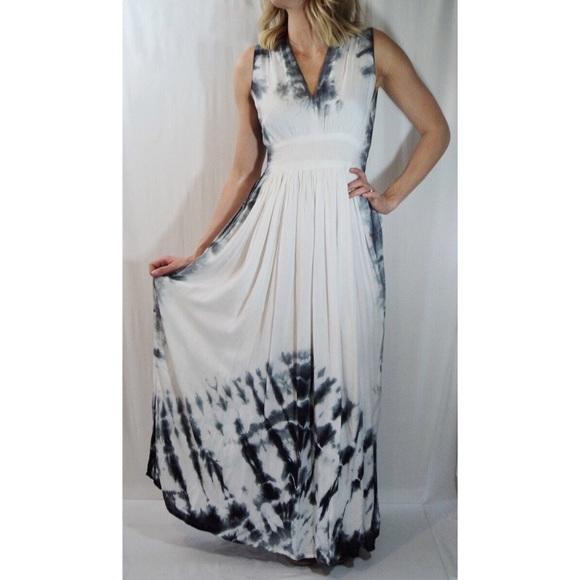Chelsea Theodore Dresses Chelsea Theodore Tie Dye Maxi Dress