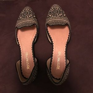 Francesca's Collections Shoes - Brand new skimmers. Never worn.