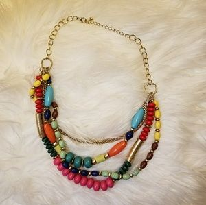 Jewelry - FUN multicolored necklace
