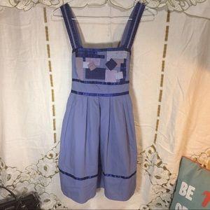 silence + noise Dresses & Skirts - Silence + noise blue sundress