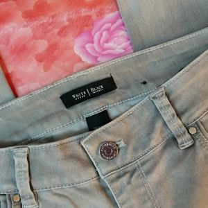 White House Black Market Denim - ♀️NWOT White House Black Market Denim♀️