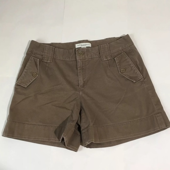 Banana Republic Martin Fit Shorts - Banana Republic blue denim Martin Fit shorts. Good condition.